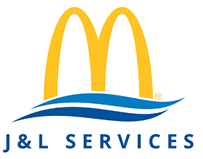 J&L Services – McDonald's in Myrtle Beach, SC Retina Logo