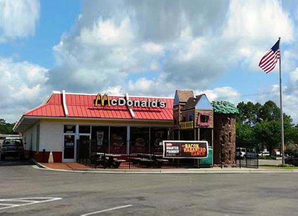 mcdonalds of socastee